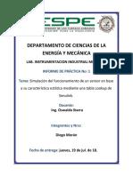 290565754 Informe 1 Simulacion Caracteristica Lookup VACA CORELLA