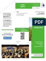 Urban and Peri-urban Agriculture in the EU - STUDY in a nutshell PE617.468