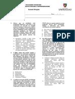 ESTUDO DIRIGIDO - Desenvolvimento e Empregabilidade