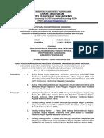 Format Laporan Bulanan FKTP Pengelola Prolanis (Blank)