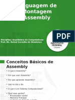 Assembly - Aula 01