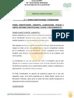 Constitucional DH Nuevo Material Edit.