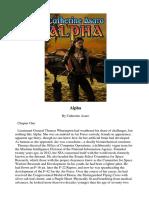Asaro, Catherine - Alpha