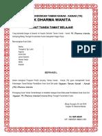 Yayasan Pendidikan Taman Kanak