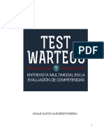 Manual Test Wartegg 16 Campos
