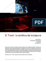 Estética de la basura