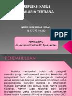 Malaria Tertiana (1)