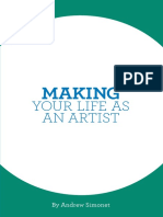 Making Your Life as an Artist by Andrew Simonet.pdf