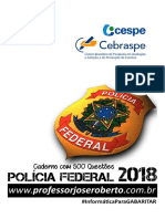 Caderno_500_Questoes_PF_2018_CESPE_01