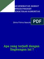 Infeksi Parasit Dlm IKK 2013