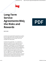 Long-Term Service Agreements_Weighing the Risks and Rewards - Power Engineering