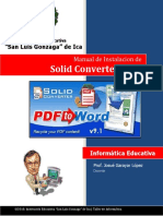 Manual de Solid Converter