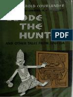 Courlander, Harold - Olode the Hunter