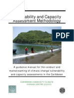 Vulnerability and Capacity Assessment Methodology_ a Guidance Manual for the Conduct and Mainstreami