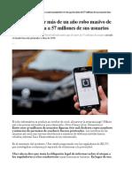 Minicaso Uber