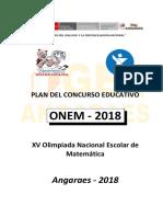 Pat Onem 2018