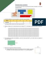 Ficha Áreas y Perímetros 2