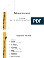 Telephone Network