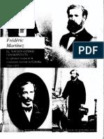 El Nacionalismo Cosmopolita. La Referencia Europea en la Construcción Nacional en Colombia, 1845-1900 - Frédéric Martinez