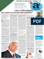 Entrevista del diario Panorama a Rafael Ramírez