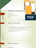 Haikyu (Calcount)
