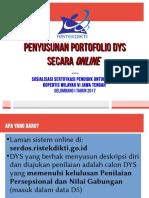 20170421_Sesi2_PENYUSUNAN_PORTOFOLIO_DYS_2017_KOPERTIS_VI_GEL1.pdf