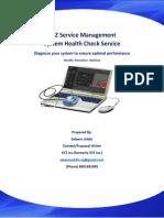 Sample Technical Document Brochure