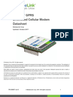 30007 Nl Sw Gprs Datasheet