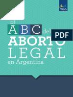 El ABC Del Aborto Legal
