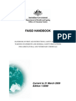 FAISD Handbook March 2009