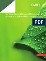 Soluciones para la Humidificacion del aire y enfriamiento evaporativo