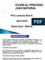 Introduccion al Proceso del Gas Natural