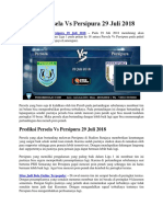Prediksi Persela vs Persipura 29 Juli 2018