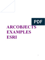 Arc Objects IMP Examples