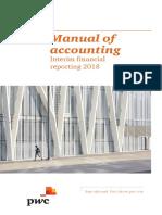 2018 Interims Manual of Accounting
