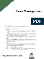1_Kosep Lean Management