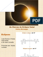 As Marcas Do Eclipse Natal. Celisa Beranger