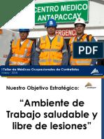 01 - Gestión de Seguridad y Salud Ocupacional Antapaccay