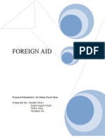 Foreign Aid Final