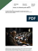 Para Fernando Rosas, só a História pode salvar o futuro - PÚBLICO.pdf