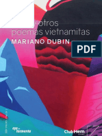 Giap y Otros Poemas Vietnamitas / Mariano Dubin