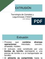 11 Extrusion Teoria