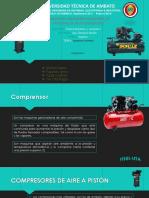 Compresor de Membrana