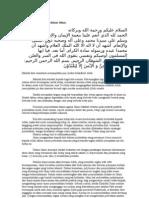 Khutbah JumatKonsep Ibadah Dlm Islam