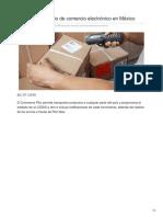 Tiene Pitic servicio de comercio electrónico en México