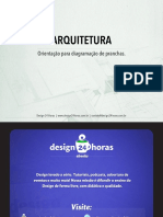 Arquitetura Orientação para Diagramação de Pranchas  - Design 24 Horas.pdf