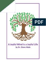 11-15-17 Free a Joyful Mind is a Joyful Life