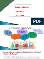 Ppt Sistema de Pensiones Chileno