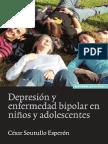 DepresiA3n y Enfermedad Bipolar - Soutullo EsperA3n, CA(c)Sar(Aut
