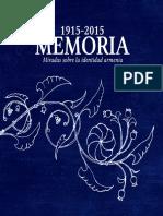1915-2015 Miradas sobre la identidad armenia.pdf